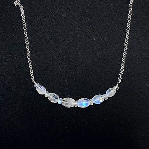 Genuine Sri Lanka Moonstone Necklace!